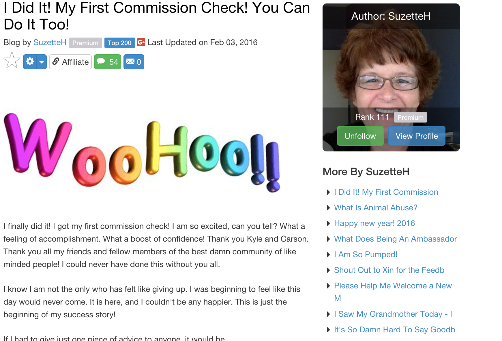 kā pelnīt internetā ar savu blogu